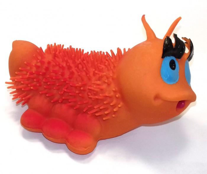 Игрушки для ванны Lanco Латексная игрушка Гусеница с усиками 10556 игрушки для ванны lanco латексная игрушка из 2 х геометрических фигур 664 2