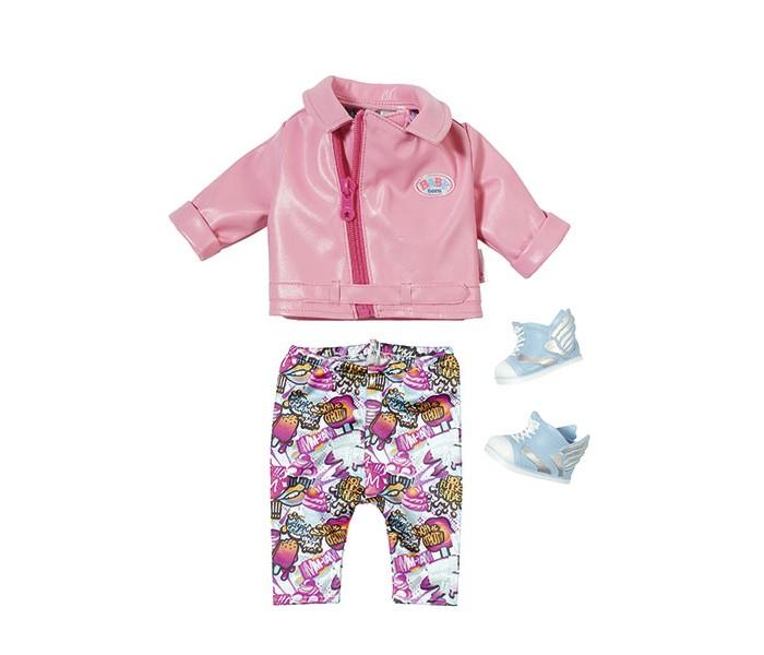 Фото - Куклы и одежда для кукол Zapf Creation Baby born Одежда для скутериста zapf creation baby born одежда джинсовая коллекция 824 498 джинсовый сарафан белая маечка