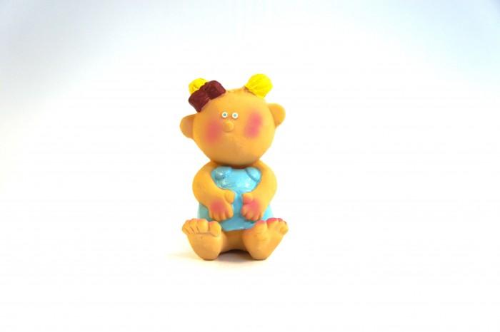 Игрушки для ванны Lanco Латексная игрушка Девочка 1079 игрушки для ванны lanco латексная игрушка дракончик фиолетовый 1148