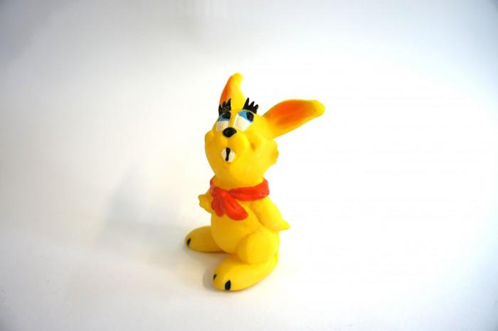 Игрушки для ванны Lanco Латексная игрушка Заяц с платочком 11022 игрушки для ванны lanco латексная игрушка жираф мальчик 1207