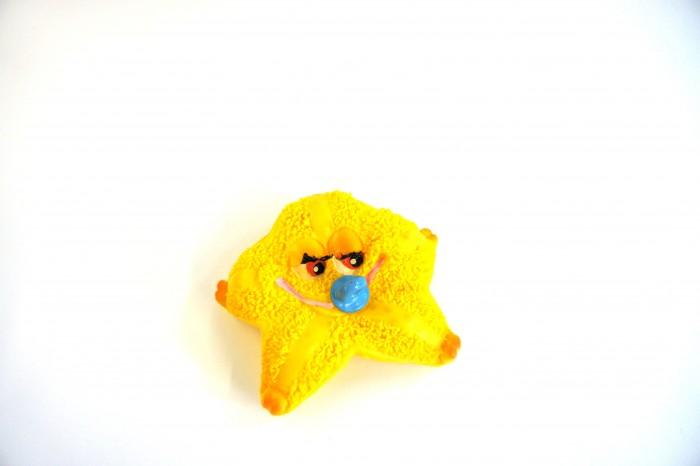Игрушки для ванны Lanco Латексная игрушка Звезда морская 1322 игрушки для ванны lanco латексная игрушка жираф мальчик 1207