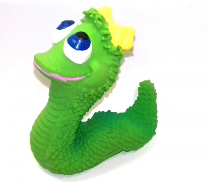 Игрушки для ванны Lanco Латексная игрушка Змея маленькая 619 игрушки для ванны lanco латексная игрушка жираф мальчик 1207