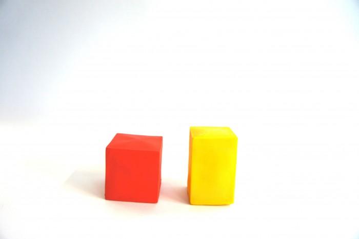 Игрушки для ванны Lanco Латексная игрушка из 2-х геометрических фигур 664/2