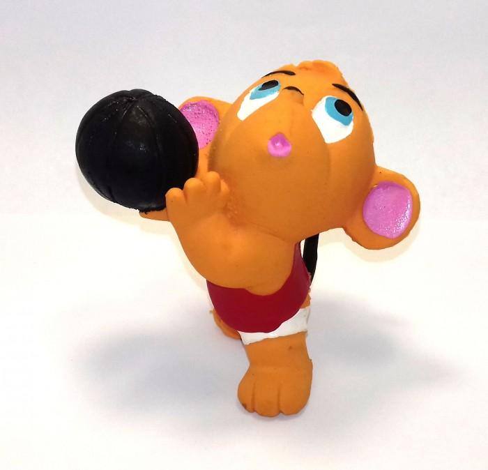 Игрушки для ванны Lanco Латексная игрушка Обезьяна-баскетболист 1007 игрушки для ванны lanco латексная игрушка рыба лулу большая 2607