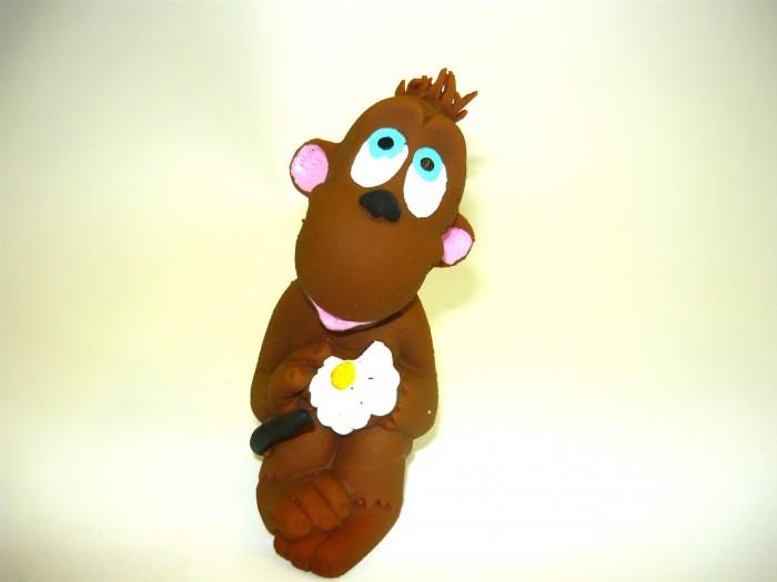 Купить Lanco Латексная игрушка Обезьяна-мальчик 1025 в интернет магазине. Цены, фото, описания, характеристики, отзывы, обзоры