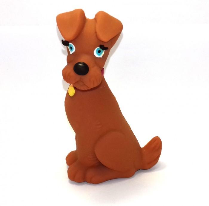 Игрушки для ванны Lanco Латексная игрушка Собачка-медалистка 727 игрушки для ванны lanco латексная игрушка рыба лулу большая 2607