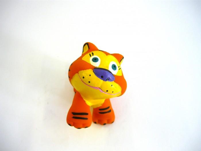 Игрушки для ванны Lanco Латексная игрушка Тигренок молодой 606 игрушки для ванны lanco латексная игрушка жираф мальчик 1207
