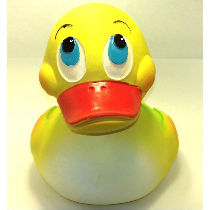 Игрушки для ванны Lanco Латексная игрушка Утка XL 2604 игрушки для ванны lanco латексная игрушка жираф мальчик 1207