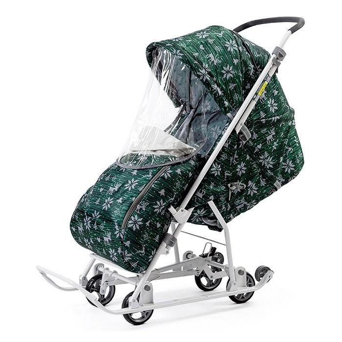 Купить Санки-коляска Ника Умка 3-1 в интернет магазине. Цены, фото, описания, характеристики, отзывы, обзоры
