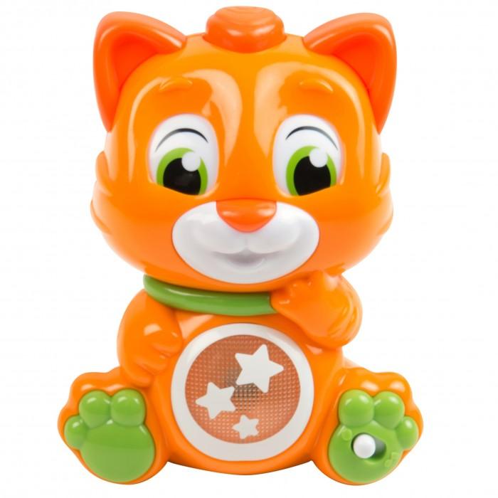 Развивающая игрушка Clementoni Кошечка со сменой эмоций