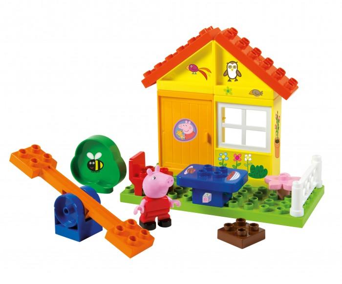 Купить Конструкторы, Конструктор BIG Peppa Pig Летний домик 19 деталей