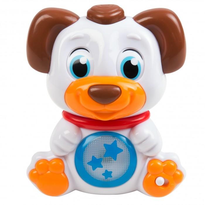 Развивающая игрушка Clementoni Собачка со сменой эмоций
