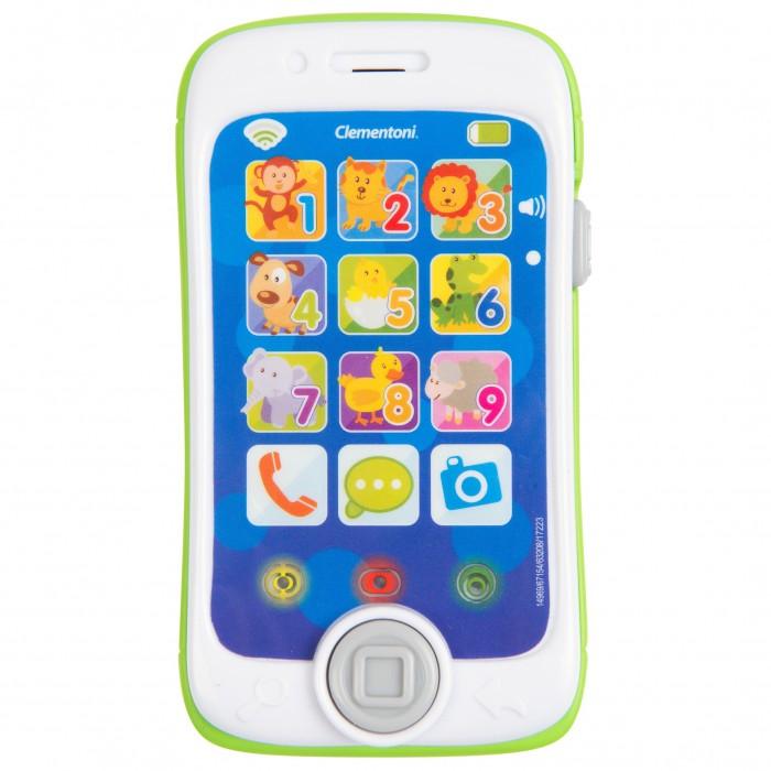 Электронные игрушки Clementoni Смартфон