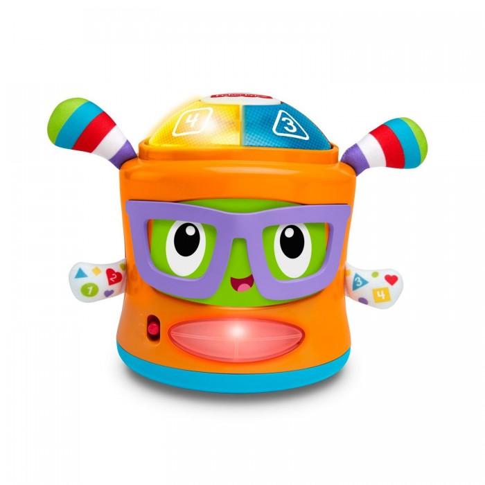 Интерактивная игрушка Fisher Price Mattel Фрэнки Веселые ритмы