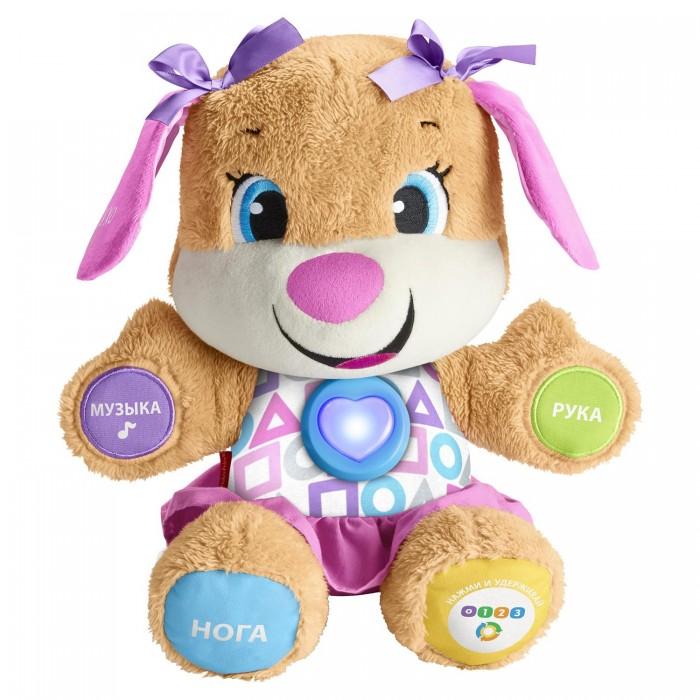Купить Интерактивные игрушки, Интерактивная игрушка Fisher Price Mattel Сестричка - Первые слова