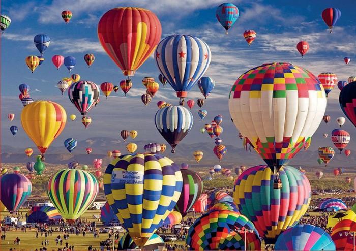 Купить Пазлы, Educa Пазл Воздушные шары 1500 деталей