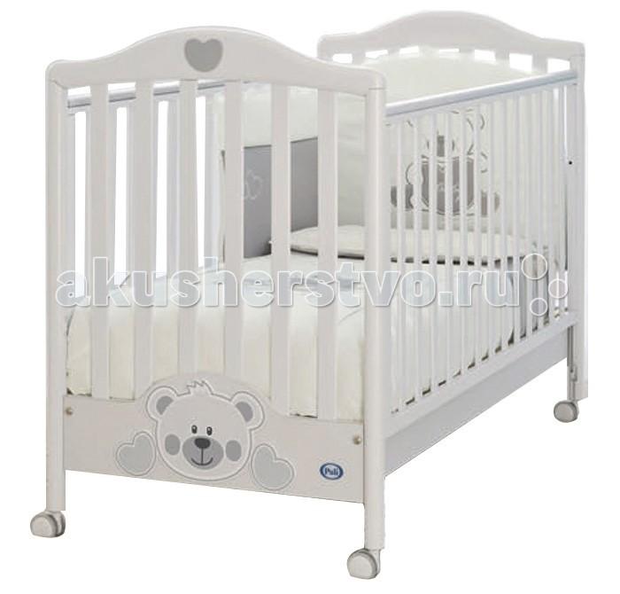Детские кроватки Pali Funny Bear