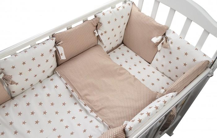 Купить Комплекты в кроватку, Комплект в кроватку Forest для овальной кроватки Dream (16 предметов)