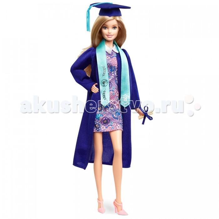 Barbie Mattel Коллекционная кукла-выпускница