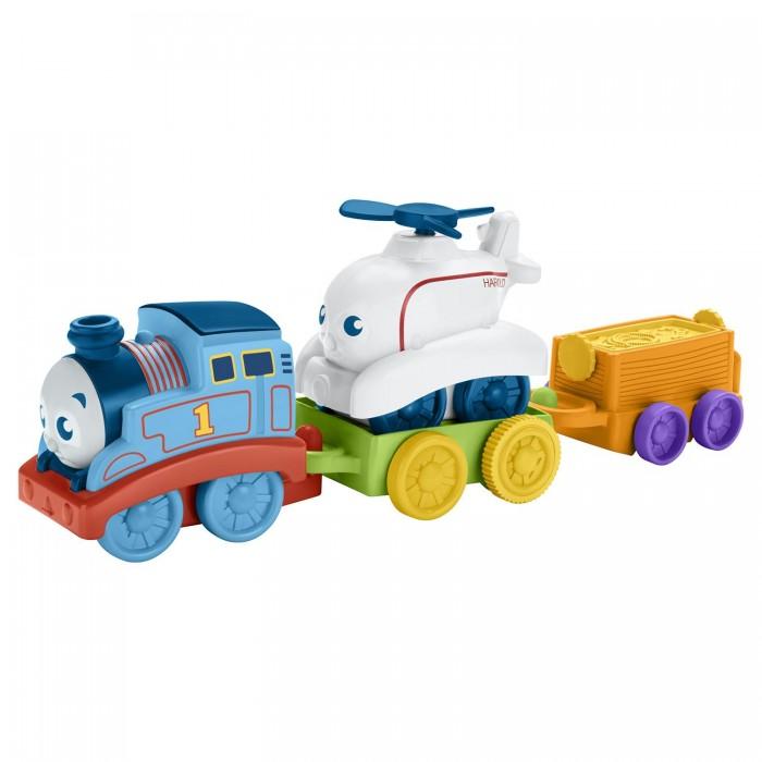 Купить Железные дороги, Thomas & Friends Игровой набор Мой первый Томас - Томас и Гарольд