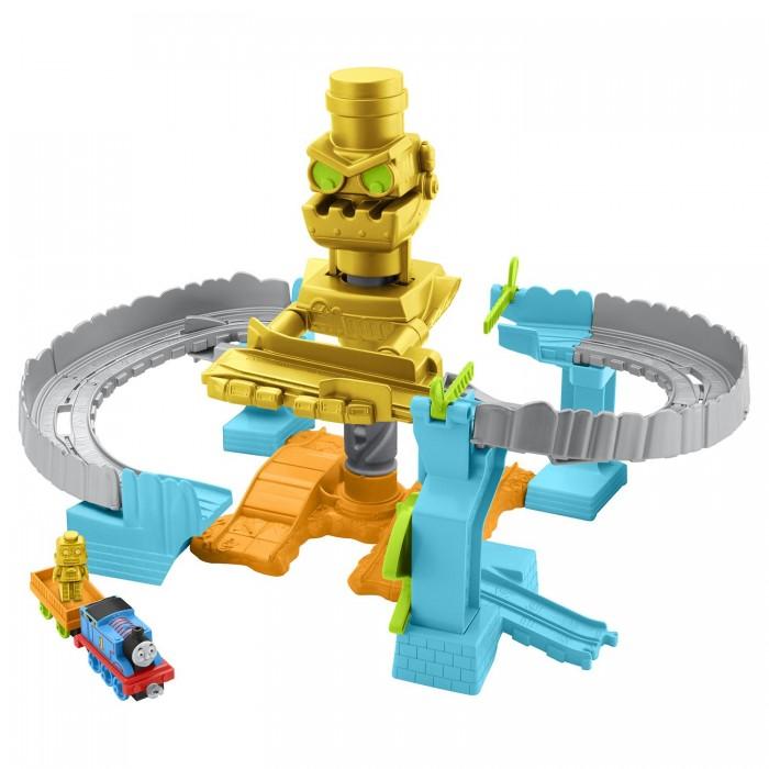 Купить Железные дороги, Thomas & Friends Игровой набор Робот спасает Томаса