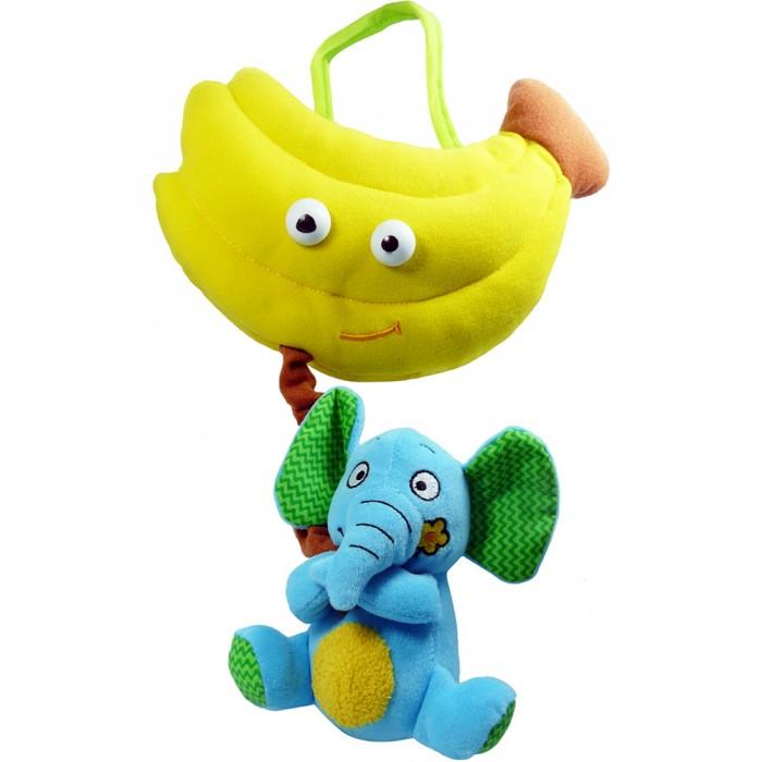 Развивающая игрушка Biba Toys Слон и банан