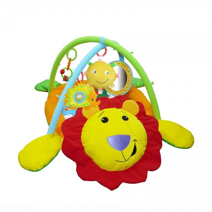 Развивающий коврик Biba Toys Лев