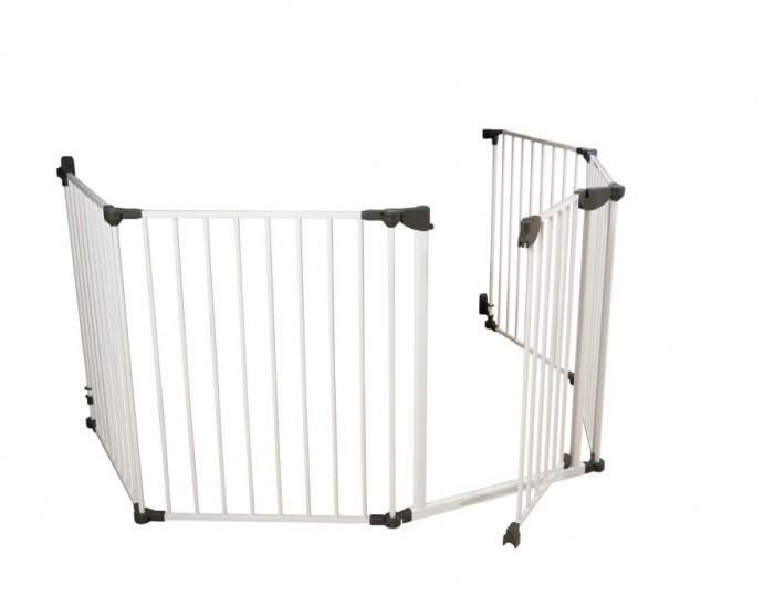 Купить Safe&Care Заграждение XXL 5 Дверца 80 см (5 элементов) в интернет магазине. Цены, фото, описания, характеристики, отзывы, обзоры