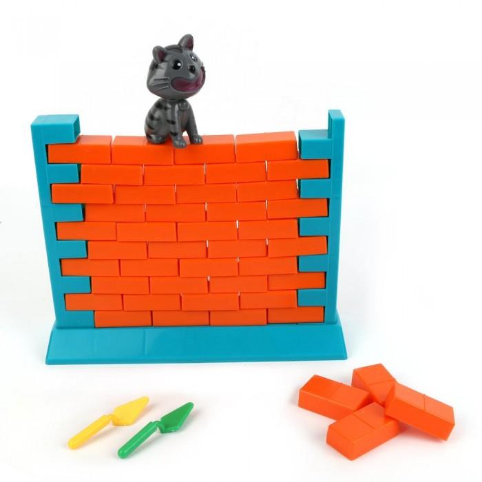 Купить Настольные игры, Играем вместе Настольная игра Кот на крыше