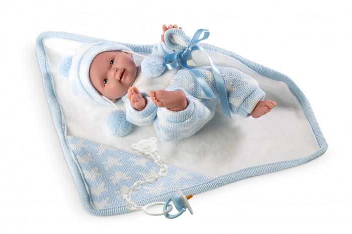Llorens Кукла Селесте с одеялом 26 см