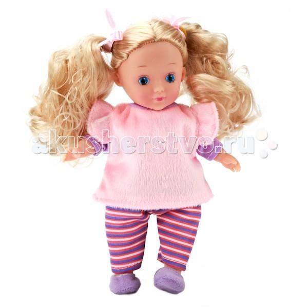 Куклы и одежда для кукол Карапуз 18 см карапуз кукла рапунцель со светящимся амулетом 37 см со звуком принцессы дисней карапуз