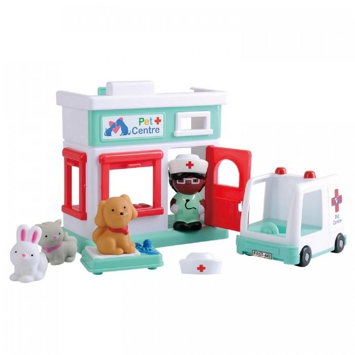Купить Ролевые игры, Playgo Игровой набор Ветеринарная клиника