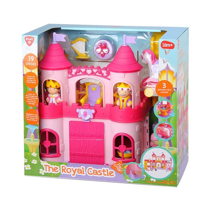 Playgo Игровой набор Королевский замок 9848