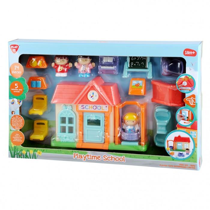 Playgo Игровой набор Школа 9870