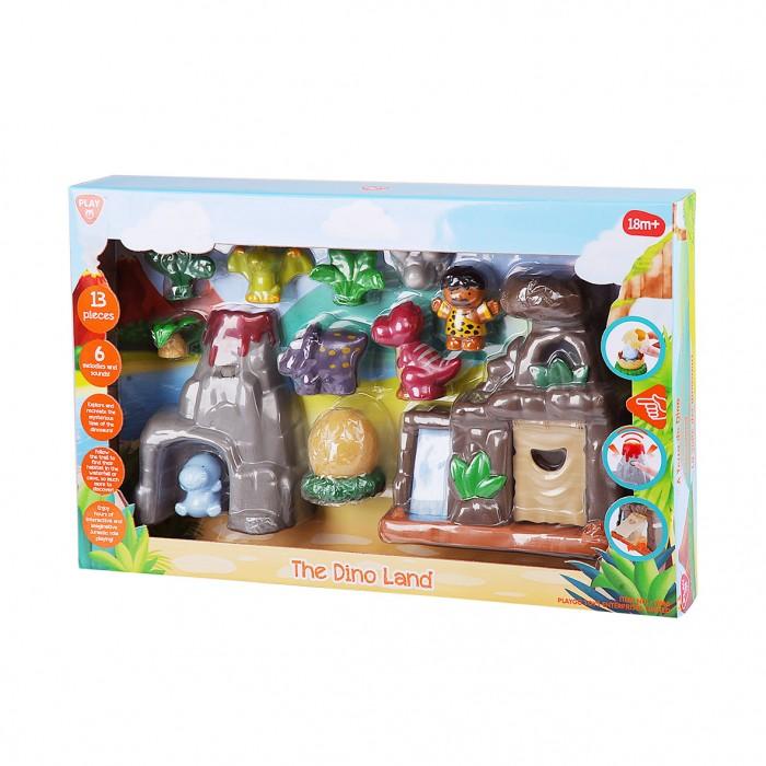 Купить Игровые наборы, Playgo Игровой набор Динозавры