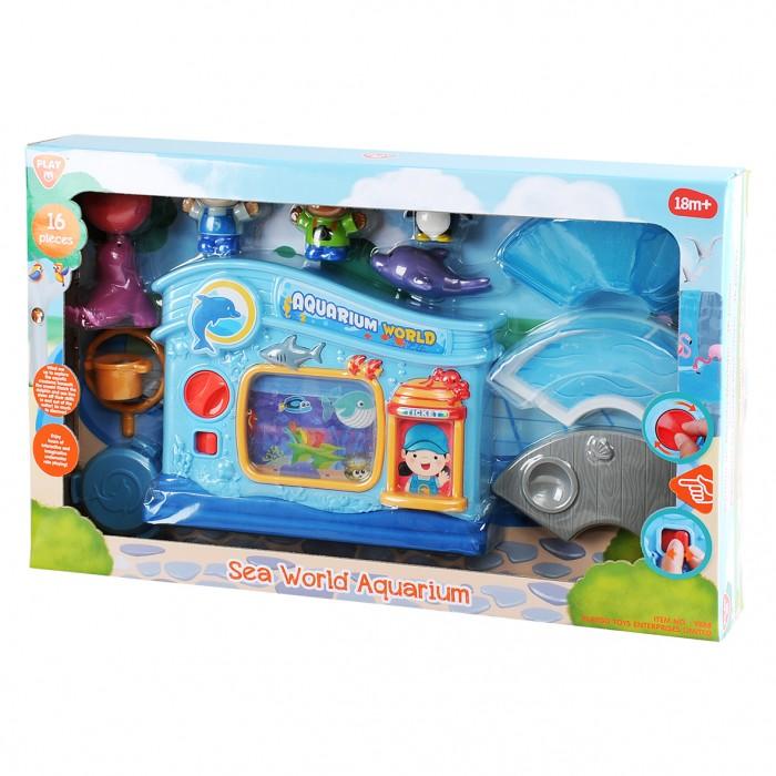 Playgo Игровой набор Аквариум 9888