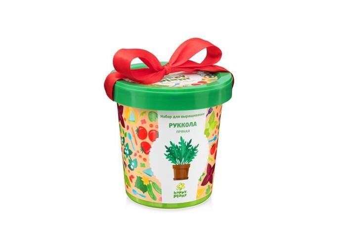 Наборы для выращивания Happy Plant Горшок Руккола пряная набор для выращивания цена 2017