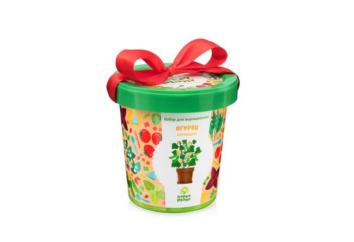Наборы для выращивания Happy Plant Горшок Огурец Корнишон набор для выращивания цена 2017