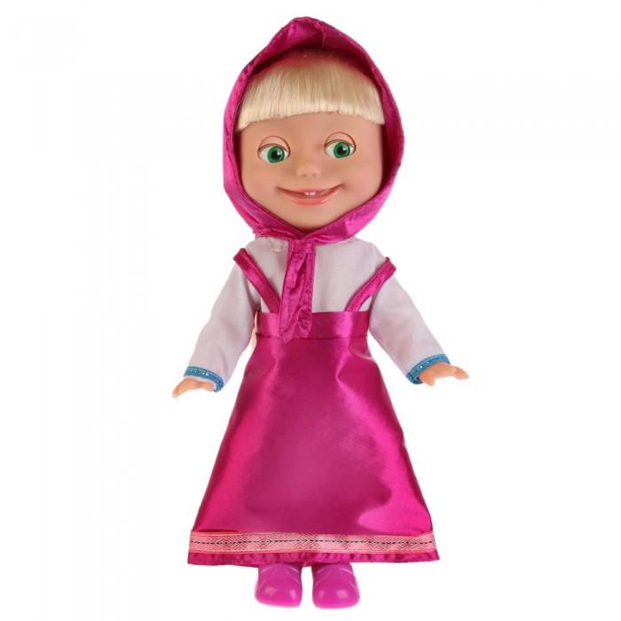 Купить Куклы и одежда для кукол, Карапуз Кукла Маша в классическом наряде 30 см