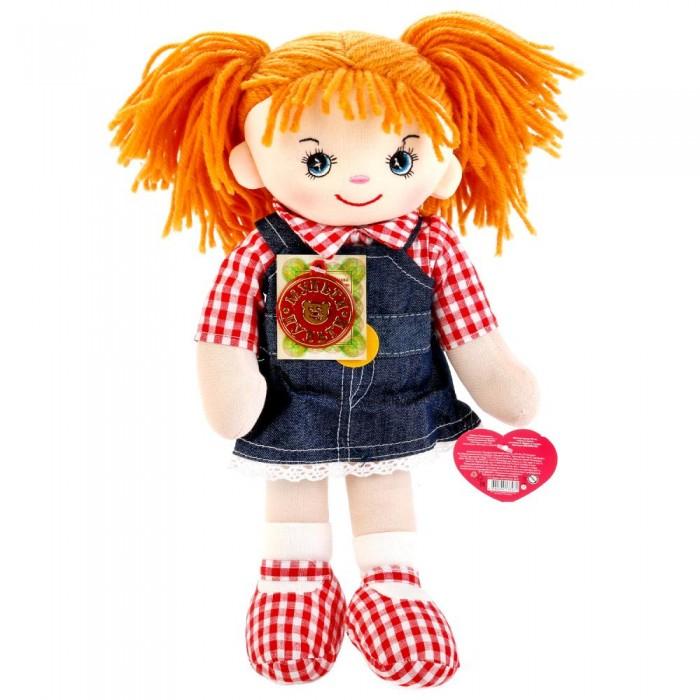 Купить Куклы и одежда для кукол, Мульти-пульти Мягкая кукла Стихи и песенки на стихи А.Барто 35 см
