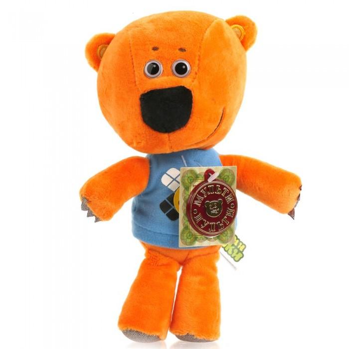 Мягкая игрушка Мульти-пульти Медведь Кешка 25 см