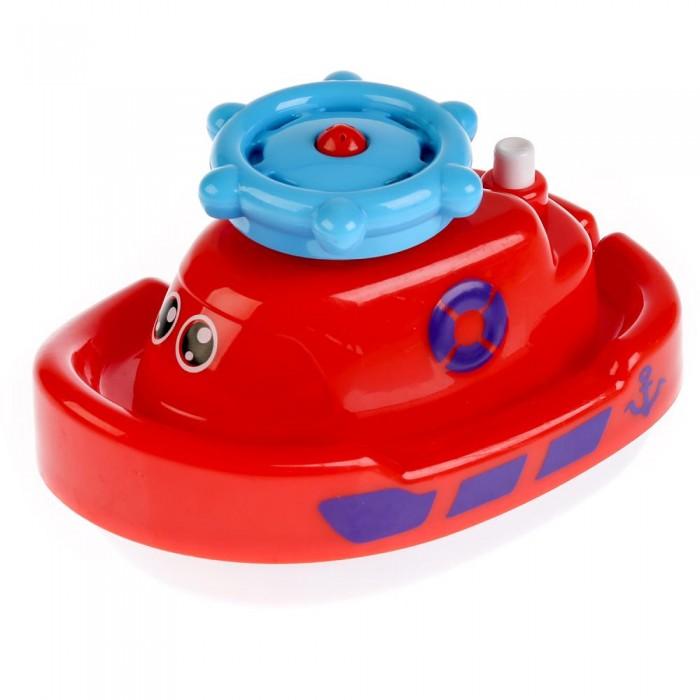 Умка Игрушка для купания Кораблик с фонтаном от Умка