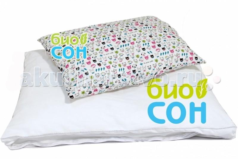 где купить Наволочки БиоСон Наволочка для подушки 40х60 по лучшей цене