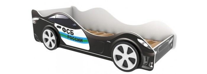 Купить Кровати для подростков, Подростковая кровать Бельмарко машина ФСБ