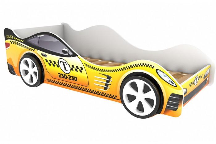 Купить Кровати для подростков, Подростковая кровать Бельмарко машина Такси