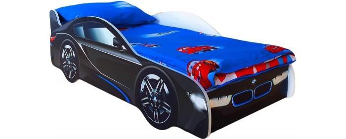 Купить Кровати для подростков, Подростковая кровать Бельмарко машина БМВ