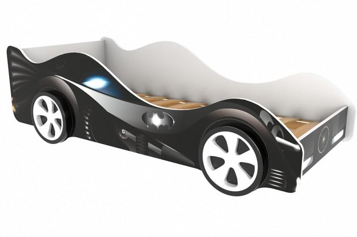 Купить Кровати для подростков, Подростковая кровать Бельмарко машина Бэтмобиль