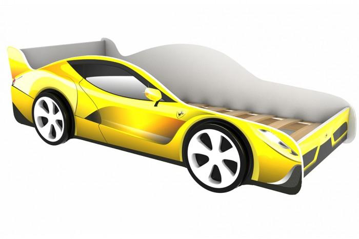 Купить Кровати для подростков, Подростковая кровать Бельмарко машина Феррари