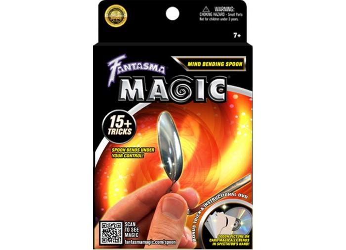 Наборы для фокусов Fantasma Magic Волшебная ложка (для сгибания силой ума) fantasma