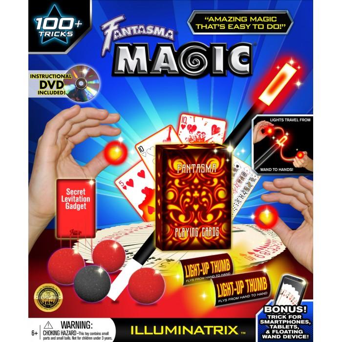 Наборы для фокусов Fantasma Magic Набор фоусника Иллюминатрикс fantasma